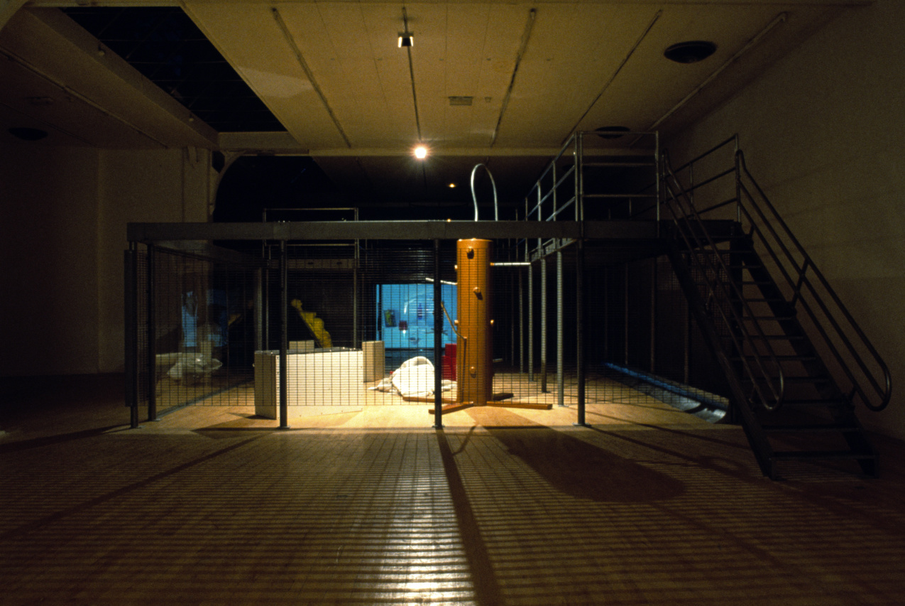 Installation view, Magasin, CNAC, Grenoble, France