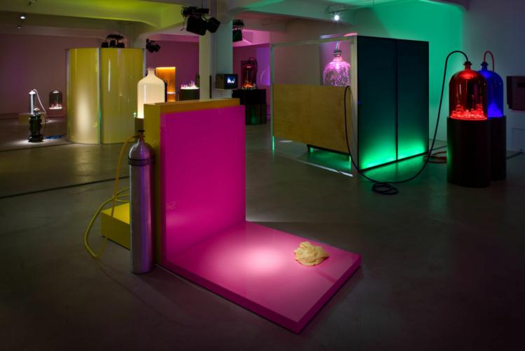 Installation View, Jablonka Galerie, Berlin, Germany, 2007.