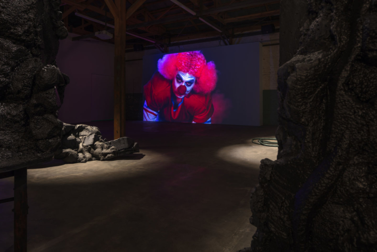 Installation View, Gagosian Gallery, New York, 2005.