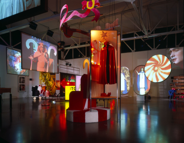 Installation View, Gagosian Gallery, New York, 2005.
