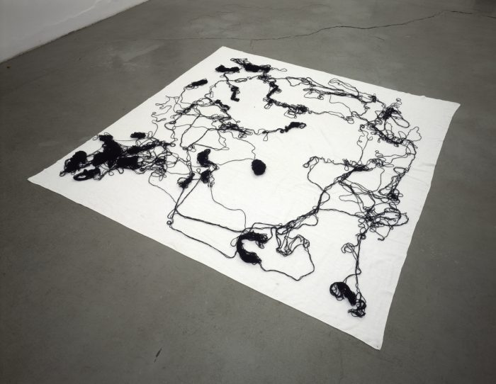 Installation view, Metro Pictures, New York, 1999.