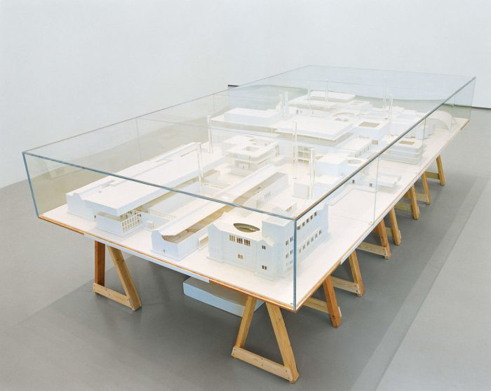 Installation view, Rooseum Center for Contemporary Art, Malmo, Sweden, 1997.
