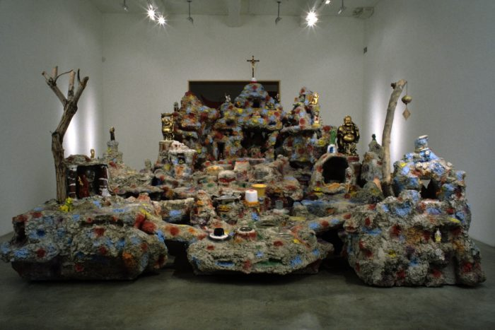 Installation view, Metro Pictures, New York