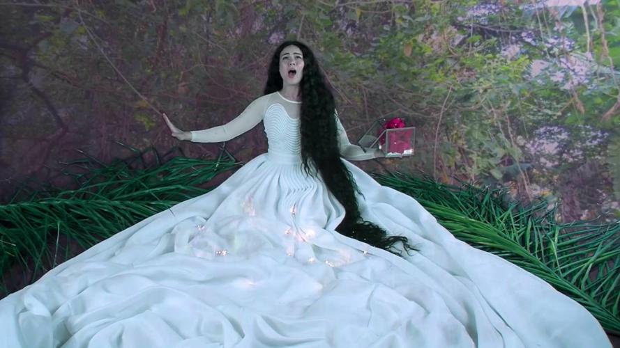 Micaela Tobin, Almost Songs of the Bakunawa, 2020. Digital Video Still.