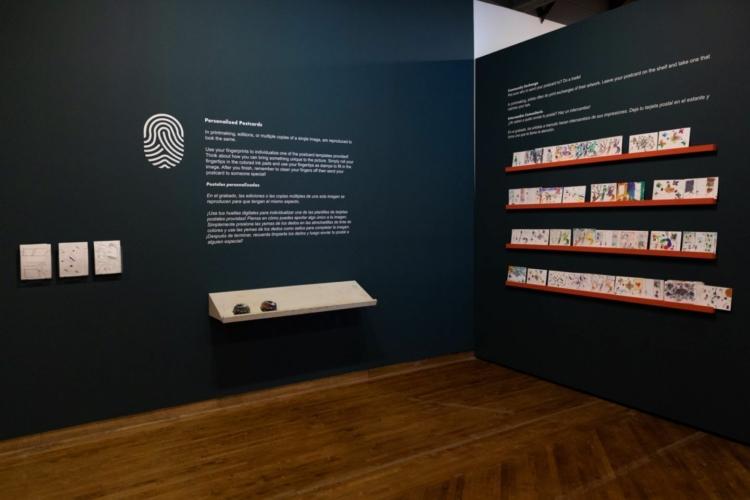 Installation view, Gráfica América, Museum of Latin American Art, Long Beach, CA, March 3-September 1, 2019.