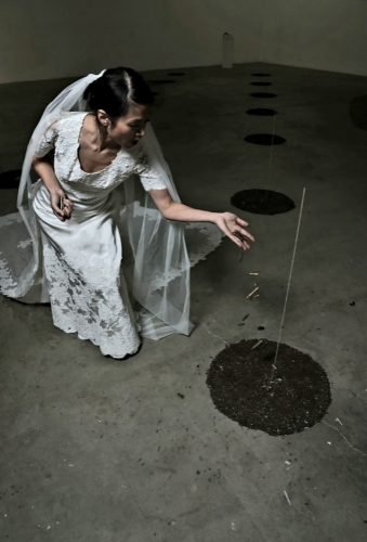Jasmine Orpilla, SUNGKA: a Civil War, a Civil Marriage, 2020.