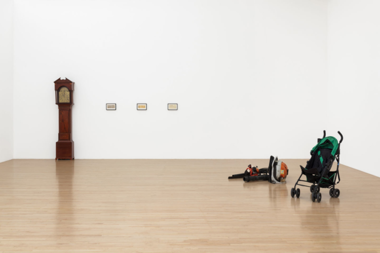 Cameron Rowland, D37. Installation view, Museum of Contemporary Art, Los Angeles, 2018.