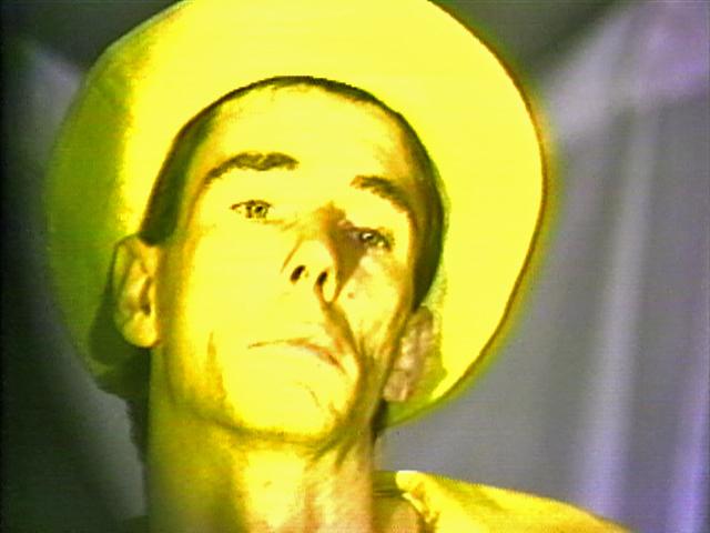 Mike Kelley, still from The Banana Man, 1983.